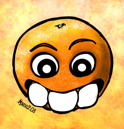 3Dents Orange